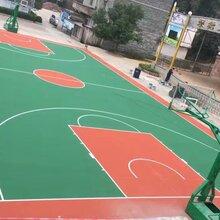 宝安丙烯酸球场建设施工公司图片