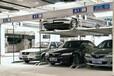 杭州機械立體車庫價格_四立柱兩層升降橫移停車庫