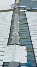 专业金属屋面强力自粘防水卷材图片