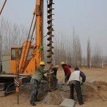 北京专业旋挖桩加固/微型桩加固/地基打桩施工
