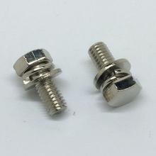 三組合螺栓生產廠家,質量保證,規格齊全圖片