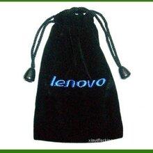 绒布袋用针织底单面平板植绒布面料图片