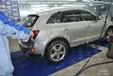 UPPF隱形車衣透明膜的功能與作用,奧迪Q5全車UPPF隱形車衣貼膜