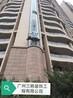 东莞专业安装观光电梯玻璃拆除更换热弯玻璃安装夹胶玻璃幕墙