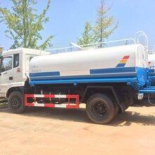 昆明12噸二手灑水車全新灑水車廠家低價出售