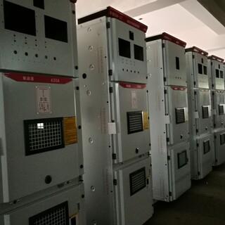 MNS抽屉柜壳体GCS低压开关柜图片5