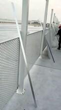 深圳景觀園林欄桿綠色邊框護欄圍欄封閉式圍檔圖片