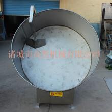 高然機械供應元宵機米面加工設備不銹鋼做元宵機器諸城產地貨源圖片