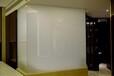 青島調光玻璃電子窗簾霧化玻璃制作安裝