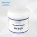 導熱膏HY510罐裝1KG導熱硅脂LED散熱膏硅膠廠家