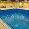 恒温泳池如何选择加热与除湿?