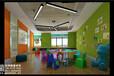 杭州100平方幼兒園裝修設計-效果圖-國富裝飾