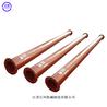 双金属复合管规格矿山耐磨管耐磨输送管道江河耐磨材料