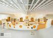 杭州幼兒園培訓教育中心裝修設計案例-國富裝飾