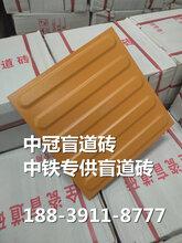 四川資陽盲道磚價格高鐵高速盲道磚供應廠家圖片