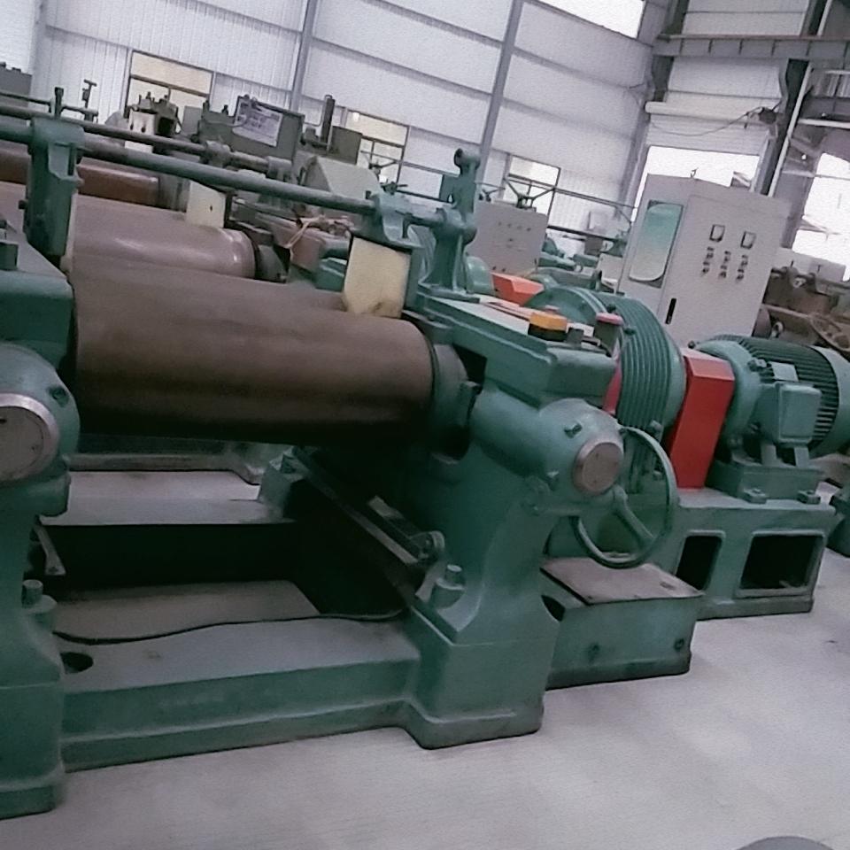 晋江二手橡塑机械厂家直销18寸二手开炼机