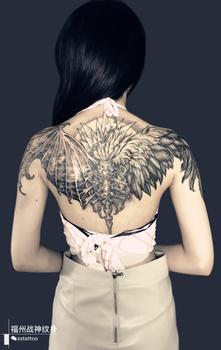 福州好紋身店戰神紋身