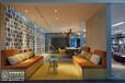 杭州特色風格教育培訓機構裝修設計案例_國富裝飾