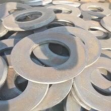 湖北沖壓圓片生產廠家碳鋼沖壓墊圈加工圖片