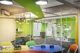 杭州國際早教中心裝修設計效果圖案例-國富裝飾