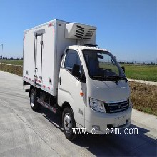 3.26米福田康瑞蓝牌冷藏车,性价比高的冷藏车!
