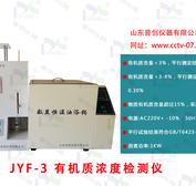 厂家直销有机质浓度检测仪有机质分析仪有机质化验仪型号:JYF3
