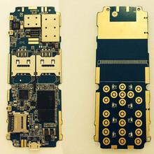 MTK6276帶標準按鍵的WCDMA3G功能機圖片