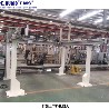 cubic专业临盆定下桁架曲折料机械手