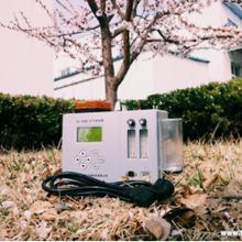 大屏液晶屏显示低噪音大气综合采样器