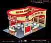 西安搭建商西安展台设计公司西安展台搭建团队展台制作工厂图片