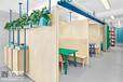 杭州蕭山區培訓機構裝修-杭州外語培訓中心裝修-國富裝飾