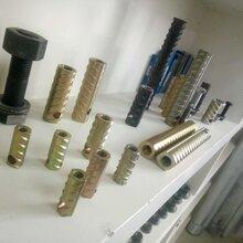 螺纹钢吊装预埋套筒/钢筋锚固板/吊钉S19等实力厂家直销图片