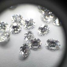 轻奢珠宝首饰厂家直销--18K金镶嵌培育钻石