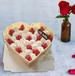3月14日白色情人節純潔的愛沈陽八度蛋糕