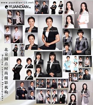 北京朝阳专业上门拍摄商务肖像照领导办公场景拍摄