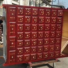中藥柜北京中藥柜出售煎藥機粉碎機圖片