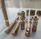 自主生產鋼筋混凝土預制構件,如螺紋鋼套筒,鋼筋錨固板吊釘,灌漿套筒斜支撐