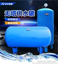 500L—10吨压力罐平房楼房无塔供水罐图片