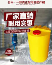 加药箱搅拌肥料桶,加药容器加药桶100L——1000L图片