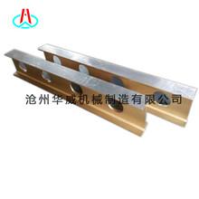 國標鋁鎂平尺鋁鎂長筒現貨供應滄州華威機械制造圖片