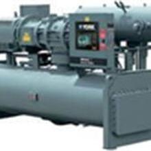 回收冷水机组,工业冷冻机回收,商用中央空调回收,工厂二手机械设备回收图片