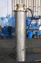 不锈钢深井潜水泵耐腐蚀海水泵图片