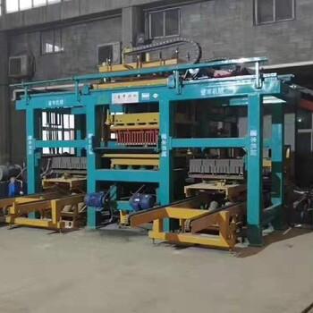 和福建智能砖机同行的天津建丰机械生产的砖机设备厂家研发生产20余年