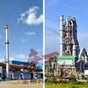 紹興山水回轉窯水泥設備價格干法回轉窯水泥生產線康百萬環保訂購