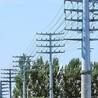 杭州市电力转角杆电力终端杆终端钢管杆电力钢杆
