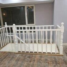 实木楼梯生产厂家支持订制图片