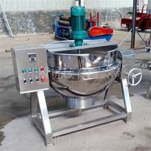 全新夹层锅-不锈钢夹层锅设备图片
