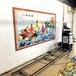 HZ-S3合眾墻面壁畫打印機3d大型廣告宣傳噴墨設備湖南大型廣告宣傳噴繪機