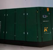 開山牌KN160-45/4.5-II兩級壓縮螺杆空氣壓縮機(噴氣織機行業專用)