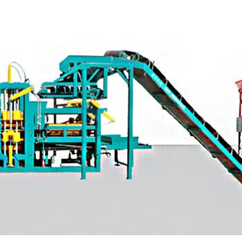 透水砖机厂家吉林长春免烧环保液压水泥制砖机彩砖机砌块空心砖机